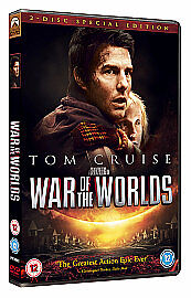 War-Of-The-Worlds-DVD-2005-2-Disc-Set-1p-start-free-postage