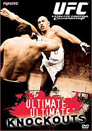 Ulimate Fighting Championship - Ultimate Ultimate Knockouts (DVD, 2008)