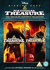 National Treasure/National Treasure 2 - Book Of Secrets (DVD, 2008, 2-Disc Set, Box Set)