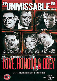 Love Honour And Obey DVD 2008 - <span itemprop=availableAtOrFrom>Laxey, United Kingdom</span> - Love Honour And Obey DVD 2008 - Laxey, United Kingdom