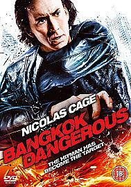 Bangkok Dangerous [DVD], Very Good DVD, ,