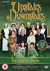 Upstairs Downstairs - Series 1-5 - Complete (DVD, 2008, 21-Disc Set, Box Set)