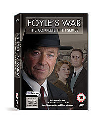 Foyles War  Series 5  Complete  DVD Michael Kitchen  VGC - <span itemprop='availableAtOrFrom'>West Lulworth, Dorset, United Kingdom</span> - Foyles War  Series 5  Complete  DVD Michael Kitchen  VGC - <span itemprop='availableAtOrFrom'>West Lulworth, Dorset, United Kingdom</span>