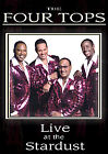 The Four Tops - Live At The Stardust (DVD, 2007)
