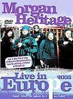Morgan Heritage - Live In Europe 2003 (DVD, 2003)