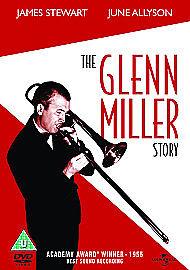 The Glenn Miller Story DVD James Stewart - Huddersfield, United Kingdom - The Glenn Miller Story DVD James Stewart - Huddersfield, United Kingdom