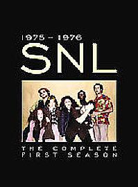 Saturday Night Live - Series 1 - Complete (DVD, 2007,8-Disc Set, Box Set)FREEP+P