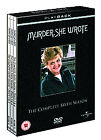 Murder She Wrote - Series 6 - Complete (DVD, 2007, 6-Disc Set, Box Set)
