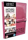 Movies On The Move - Chicks Collection - The Devil Wears Prada/Thelma And Louise/In Her Shoes/Legally Blonde/Mr And Mrs Smith (DVD, 2007, 5-Disc Set, Box Set)