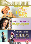 Romance Collection - It Could Happen To You/My Best Friend's Wedding/Sleepless In Seattle (DVD, 2007, 3-Disc Set)