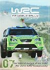 World Rally Championship Review 2007 (DVD, 2008)