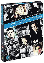 DVD  box set  Without A Trace  Seasonseries 3 very good condition - <span itemprop='availableAtOrFrom'>Stafford, United Kingdom</span> - DVD  box set  Without A Trace  Seasonseries 3 very good condition - Stafford, United Kingdom