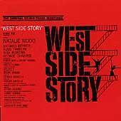 Leonard Bernstein - West Side Story - CD AS NEW