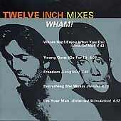 WHAM-12-TWELVE-INCH-MIXES-CD-ALBUM-ORIGINAL-VGC