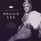 Peggy Lee - Very Best of [First Budget/Kala] (1997)