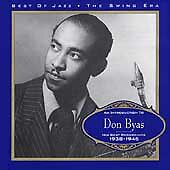 His Best Recordings 1938-1946 by Don Byas (CD, Best of Jazz (France))