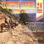 Various Artists - Country Giants, Vol. 2 [Tring] (1993)