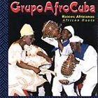 Grupo Afrocuba - Raices Africanas (Live Recording, 1998)