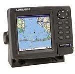 Lowrance LMS-520C GPS Receiver