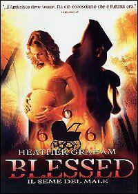 BLESSED - IL SEME DEL MALE - DVD  (NUOVO-SIGILLATO)