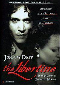 THE LIBERTINE - DVD EX NOLEGGIO RARO! - Roma, Italia - THE LIBERTINE - DVD EX NOLEGGIO RARO! - Roma, Italia