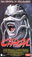 Film in videocassette e VHS fantascienza e fantasy , Segnale standard PAL