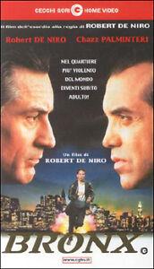Bronx-Regia-di-Robert-De-Niro-videocassetta-sigillata