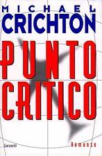Libri e riviste di letteratura e narrativa copertina rigida Michael Crichton