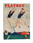 Playboy - October, 1956 Back Issue