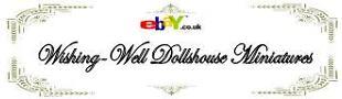 Wishing-Well Dollshouse Miniatures