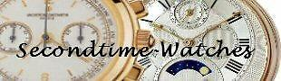 Secondtime-Watches
