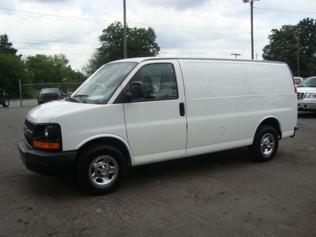 chevrolet express van awd truck used chevy utility vans. Black Bedroom Furniture Sets. Home Design Ideas