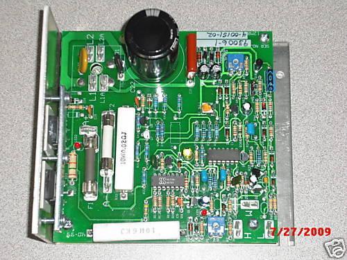 Mc2000 Treadmill Replacement Dc Motor Controller Aftermarket
