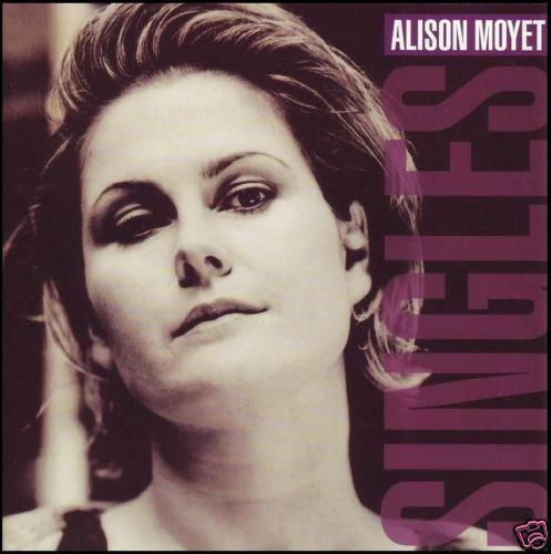 ALISON MOYET - SINGLES : BEST OF / GREATEST HITS CD ( YAZOO ) 80's POP *NEW*