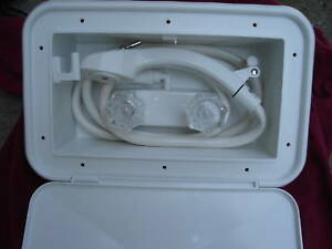 RV-Motorhome-outside-Exterior-Auxiliary-SHOWER-new-lock