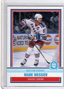 Mark-Messier-09-10-OPC-O-PEE-CHEE-Retro-564-Rangers