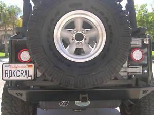 ... Jeep Wrangler TJ LED Tail Lights additionally Jeep Wrangler TJ Wheels