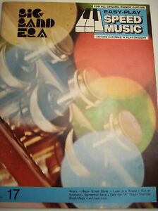 Easy-Play-Speed-Music-Book-Piano-Guitar-Big-Band-Era-17