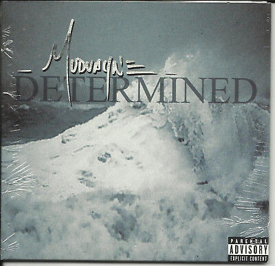 MUDVAYNE Determined SEALED PROMO DJ CD Single Limited