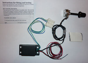 CORSA-RALLY-ELECTRIC-POWER-STEERING-CONTROL-CONTROLLER-UNIT