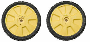 Details about John Deere 14SZ JA62 Wheel Pair (2) AM117869 New OEM