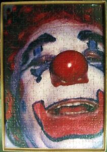 TERRY-RICHARDSON-039-The-Clown-039-1996-SIGNED-Limited-Edition-Jigsaw-Puzzle-Multiple