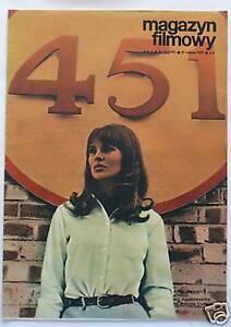 JULIE CHRISTIE - polish mag [1971] - Gniezno, Polska - JULIE CHRISTIE - polish mag [1971] - Gniezno, Polska
