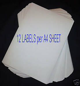 100-SHEETS-A4-WHITE-ADDRESS-LABELS-12-PER-SHEET