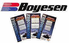 Yamaha 1989 Yz250wr Boyesen Power Reeds
