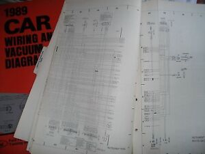 1989 ford tempo mercury topaz wiring diagrams manual se image is loading 1989 ford tempo mercury topaz wiring diagrams manual