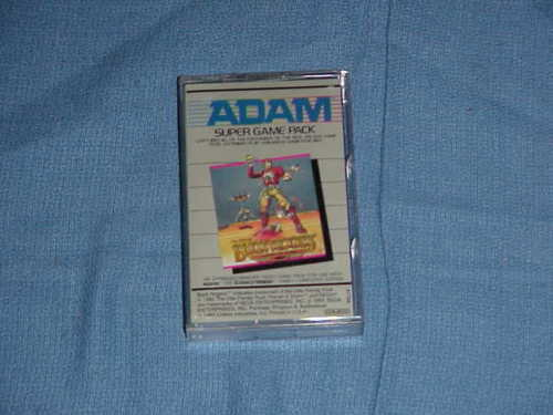 ADAM SUPER GAME PACK, COLECO VISION, GAMES,COMPUTER