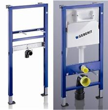 Geberit Duofix Basic Waschtisch WC Spülkasten Vorwandelement Set WC + WT BH 112