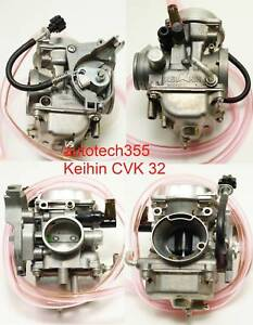 Keihin CVK 32 mm Performance carburetor for 300cc  ATV Buggy scooter