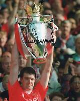 Gary Pallister Firmado 10x8 Foto Manchester United Leyenda Coa - manchester united - ebay.es